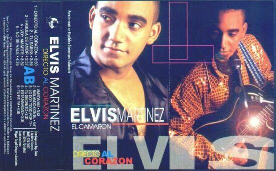 Directo al Corazon, Album von Elvis Martinez