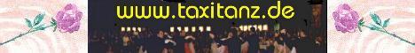 Hier könnte Ihre Werbung stehen. Z.Zt: Beispiel: Werbung für Taxitanz. Draufklicken ihr kommt hin, auch wenn das Banner hier fehlt